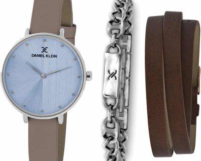 Ceas Daniel Klein GIFT SET – DAMA – DK11418-3