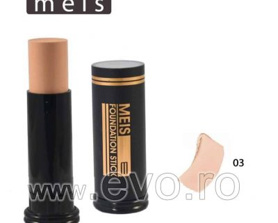 Baton Fond de Ten , MEIS - Foundation Stick, 15 g - 03 Ten Deschis
