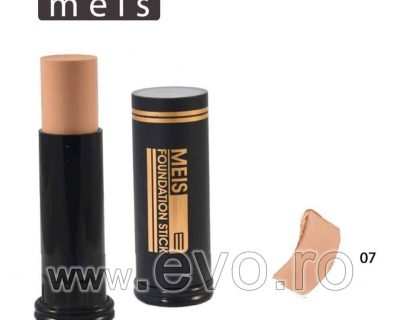 Baton Fond de Ten , MEIS - Foundation Stick, 15 g - 07 Ten Mediu
