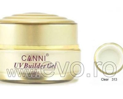 Gel uv natural 15ml CANNI GOLD - 313 Clear