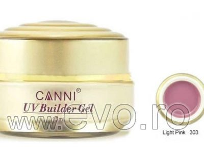 Gel uv natural 15ml CANNI GOLD - 303 Light Pink