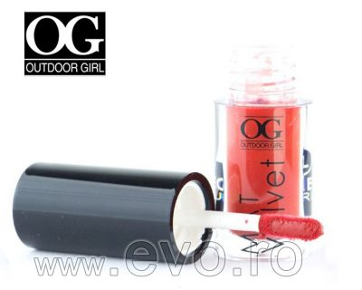 Lip Gloss mat, Smoothing Lip Gloss #06 - Maraschino