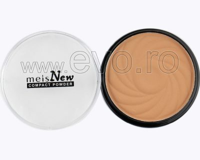 Pudra Nude #1 Meis Long Lasting Ten Deschis