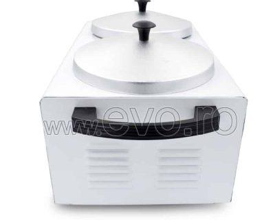 Incalzitor metalic ceara si parafina 2 x 1000 ml - WN408-008B1-2X1000